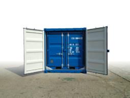 8 Fuß und 10 Fuß Container Set