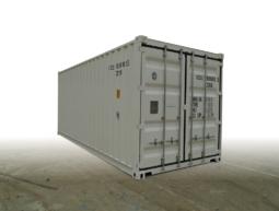 20′ Dry Van Insulated