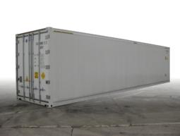 40′ High Cube Reefer