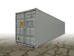 40′ High Cube  steelfloor